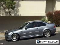 2006 BMW M3 ZCP Competition Package