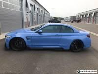 2015 BMW M4 Base Convertible 2-Door