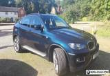 2014 BMW X6 XDRIVE30D AUTO BLUE for Sale