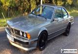 1988 BMW 6-Series Coupe for Sale