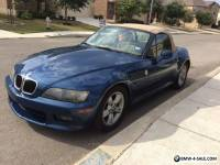 2000 BMW Z3 Convertible Roadster