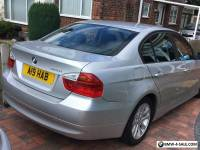 BMW 320iSE silver _HIGH MILEAGE WITH PART SERVICE HISTORY