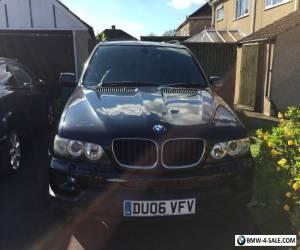BMW X5 06 SUV E53 3.0 d SPORT SAT NAV for Sale