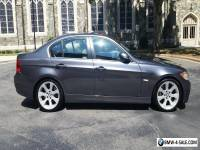2008 BMW 3-Series 335i 4 Door Sport Sedan