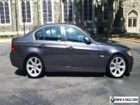 2008 BMW 3-Series 335i 4 Door Sport Sedan