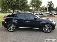 2011 BMW X6 50i Twin turbo loaded