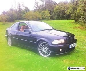 2000 BMW 328CI SE for Sale