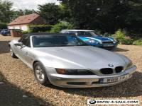 BMW Z3 1.9 Widebody 88k FSH 2000 MOTJune18