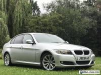 BMW 3 SERIES 318d SE BUSINESS EDITION (silver) 2009