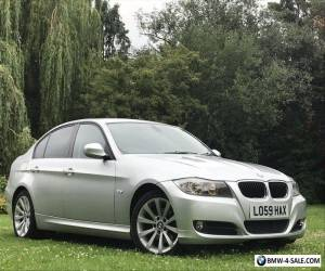 BMW 3 SERIES 318d SE BUSINESS EDITION (silver) 2009 for Sale