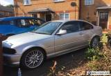 bmw 318 coupe for Sale