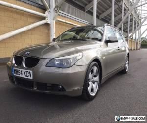 BMW 530D ESTATE SE AUTO for Sale