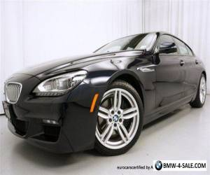 2014 BMW 6-Series 650i xDrive Gran Coupe for Sale