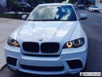 2012 BMW X6 Xdrive