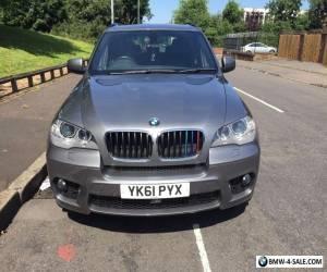 2011 BMW X5 M SPORT XDRIVE30D AERODYNAMIC *7 SEATS *DVD/SATNAV *57k miles only for Sale