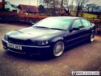 BMW 320D 4dr sport auto