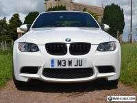 BMW M3 E93 CONVERTIBLE V8  ***Low Miles***Full Service History***VGC***