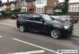 BMW X3 M Sport for Sale
