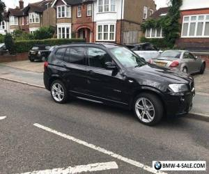 BMW X3 M Sport for Sale