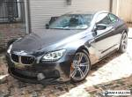 2014 BMW M6 EXEC*LED*COMPETITION*B&O*FULL LTHR*COUPE,m5.m4,m3 for Sale