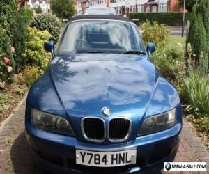 ** 85,000 MILES ** FSH ** 2001 BMW Z3 1.9 ROADSTER 2 DOOR CONVERTIBLE CABRIOLET for Sale