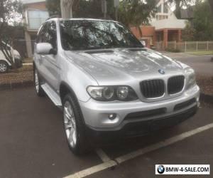 2006 BMW X5 3d E53 Auto 4x4 MY06 for Sale