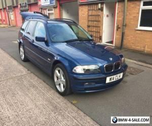 BMW E46 Touring 318   Petrol  for Sale
