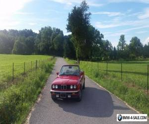 1987 BMW 3-Series E30 for Sale