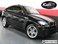 2012 BMW X6 M Sport Utility 4-Door