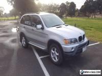 2003 BMW X5 E53 Wagon 5dr 4x4 3.0DT