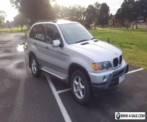 2003 BMW X5 E53 Wagon 5dr 4x4 3.0DT  for Sale
