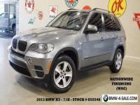 2013 BMW X5 xDrive35i Sport Utility 4-Door