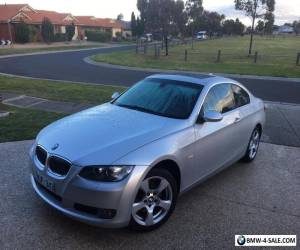 08 BMW 323i luxury coupe, 9mths reg, RWC & under warranty to 24/7/18. No reserve for Sale