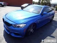 2015 BMW 4-Series 428i SULEV