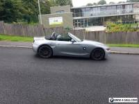 2007 07 BMW Z4 2.0 I SPORT ROADSTER COUPE GREY MANUAL