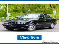 1995 BMW 5-Series Base Sedan 4-Door