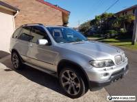 BMW X5 2004 Auto NSW REGO DEC 2017