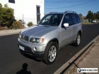 BMW X5 E53 2003 3.0 PETROL