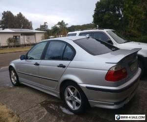BMW 318i E46 Manual Sedan for Sale