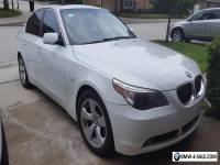 2007 BMW 5-Series 525i