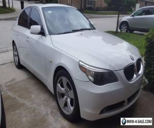 2007 BMW 5-Series 525i for Sale