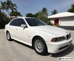 2001 BMW 5-Series 525i for Sale