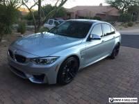 2016 BMW M3 Sedan - Executive Pkg
