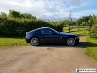 bmw z4 3.0 coupe 07 plate