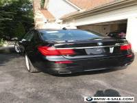 2014 BMW 7-Series Sedan 4-Door 740 LI M PACKAGE SPORT