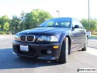 2002 BMW M3 Base Coupe 2-Door