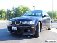 2002 BMW M3 Base Coupe 2-Door