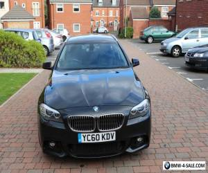 2010 BMW 5 Series 2.0 520d SE Touring 5dr for Sale