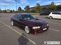 1998 BMW E39 528i