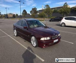 1998 BMW E39 528i for Sale